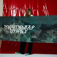 """NIGHTMARES ON WAX"" TEXTILE"